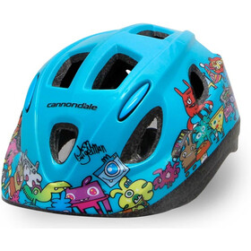 Cannondale Burgerman Colab Helmet Kinder teal